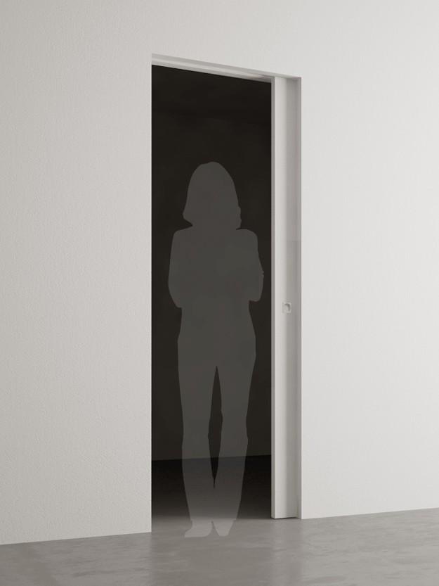 porta scorrevole cm 80x210