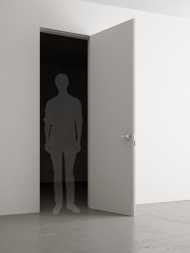 Porta battente cm 60x240 for Porta 240 cm
