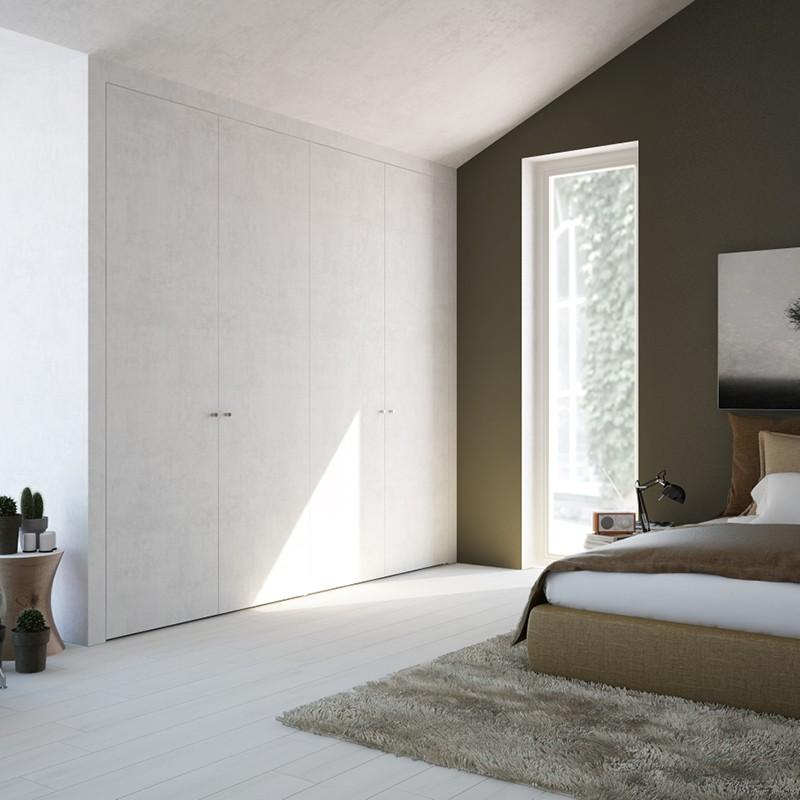 Armadio A Muro Design.Armadi A Muro Invisibili Soluzione Design Per Tutti Gli Ambienti Pannellofilomuro It