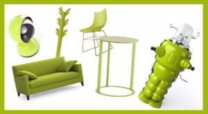 Greenery: il colore dell'anno nell'arredamento
