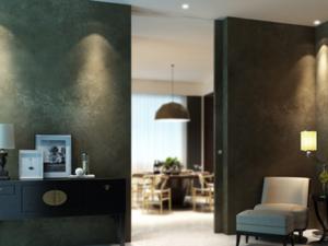 Porta scorrevole esterno muro su misura e personalizzata