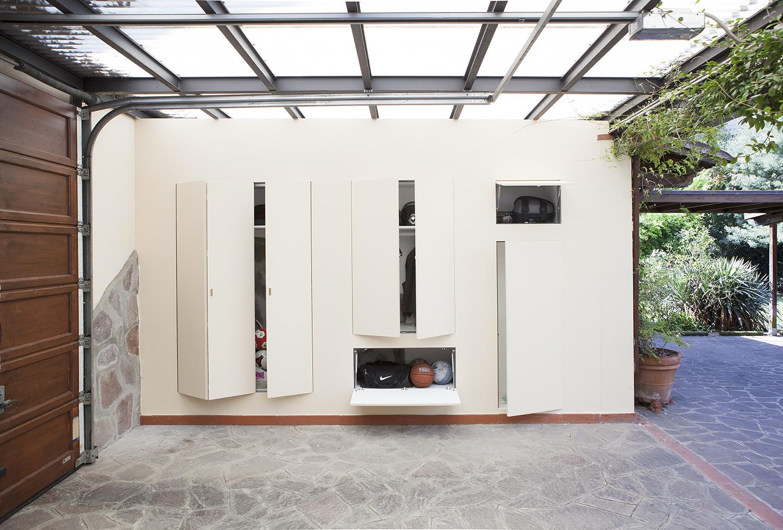 Armadio A Muro Design spazio e design per la camera da letto? adesso puoi, con gli