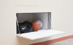 Sportelli filomuro: come utilizzarli nell'interior design.