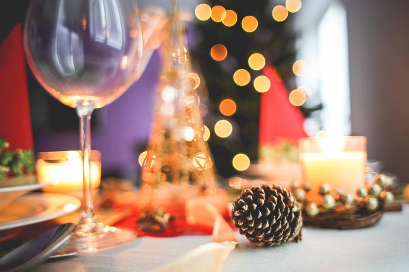 Come arredare casa per Natale: idee colore e addobbi originali