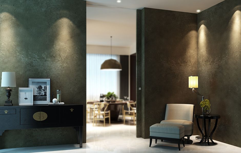 Porte filomuro a tutta altezza: il design scenografico per gli interni.